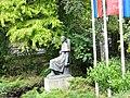 Bucuresti, Romania, Muzeul Theodor Pallady, (Casa Melik), Str. Spatarului nr. 22 (gradina 2); B-II-m-A-19723.JPG