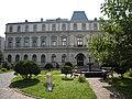 Bucuresti, Romania. MUZEUL COLECTIILOR DE ARTA. PALATUL ROMANIT. (exterior) (B-II-m-B-19862).jpg