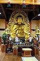 Buddha in Hondo - Chusonji, Hiraizumi, Iwate - DSC04802.jpg