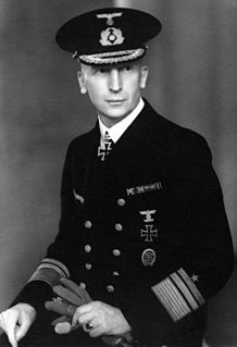 Hubert Schmundt German admiral