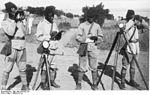 Troupes de protection, colonies allemandes de Dar es Salam en 1890