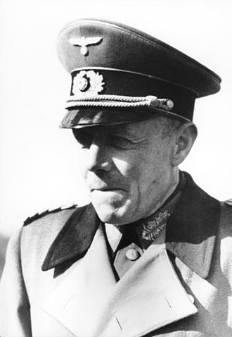 Pius XII and the German Resistance - Colonel General Ludwig Beck, a key figure in the German Resistance, secretly advised the Pope of plots against Hitler through emissaries.