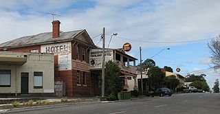 Bunyip, Victoria Town in Victoria, Australia