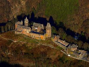 Märkischer Kreis - Castle in Altena