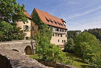 Ahorntal - Rabenstein Castle