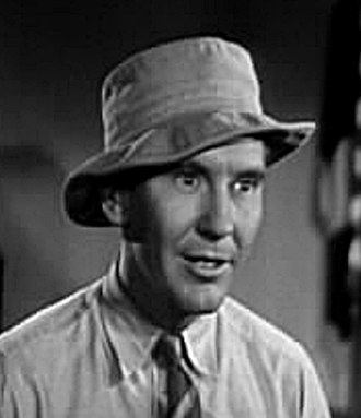 Burgess Meredith - Meredith in Second Chorus