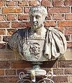 Bust at exterior of Rosenborg Castle.jpg