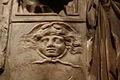 Buste cuirassé de Marc Aurèle âgé, méduse.JPG