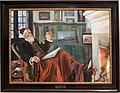 By the fireside, by P. S. Kroyer, with frame.jpg