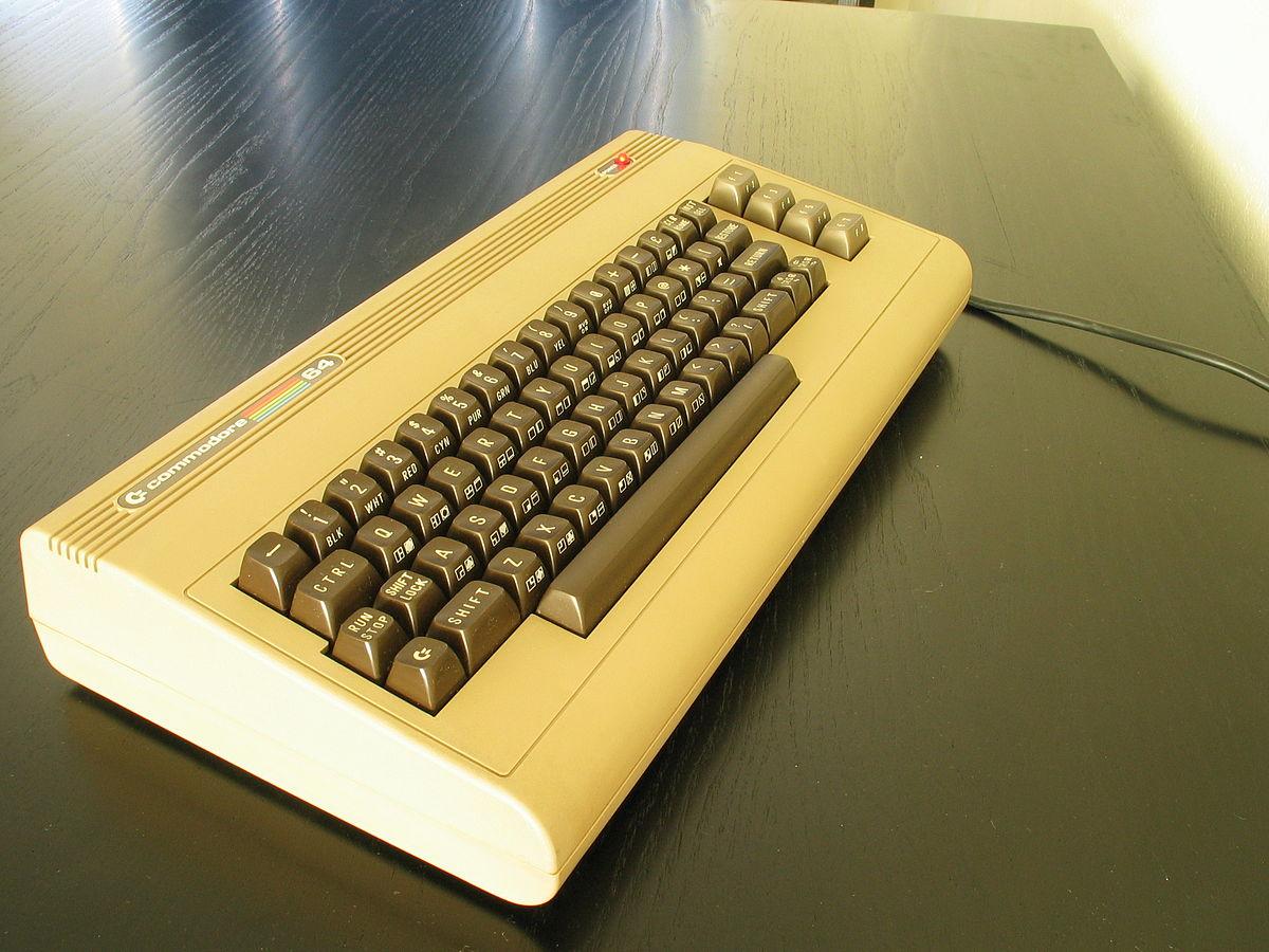 Commodore 64 - Wikipedia, den frie encyklopædi