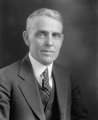 Arthur Capper - Image: CAPPER, ARTHUR C. SENATOR LCCN2016860456 (cropped)