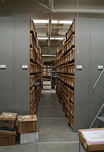 Magasin d'archives de l'État de Californie
