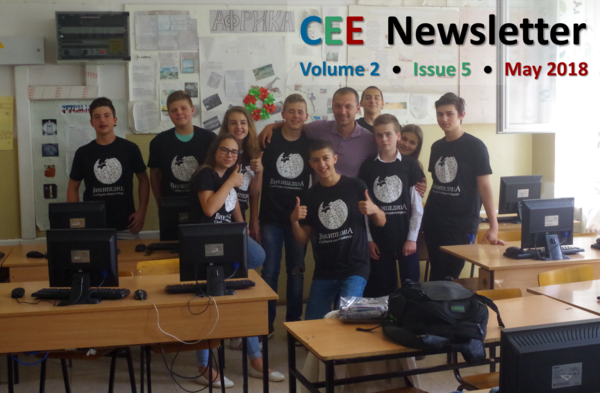 CEE Newsletter - cover photo - Vol 2, Issue 5, May 2018.png
