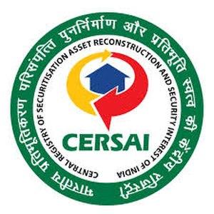 Central Registry of Securitisation Asset Reconstruction and Security Interest - CERSAI Logo