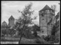 CH-NB - Luzern, Museggmauer, vue partielle - Collection Max van Berchem - EAD-6732.tif