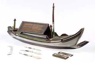 Lis-alis Type of traditional vessel from Madura