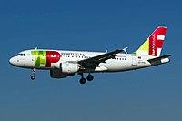 CS-TTV - A319 - TAP Portugal