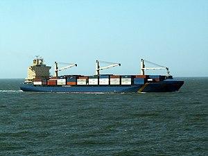 CSAV Rio Baker, IMO 9232383, Port of Rotterdam 15-Jul-2006.jpg