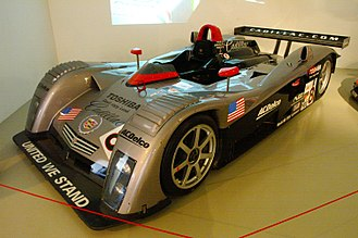 Riley & Scott - Image: Cadillac Northstar LMP 900