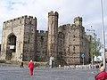 Caernarfon Castle from the east - geograph.org.uk - 2133971.jpg