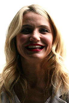 Cameron Diaz 15 April 2014.jpg
