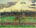 Camille Pissarro - Les prairies à Éragny, pomme.jpg