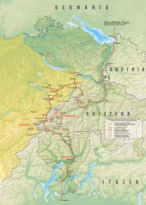 Campagna svizzera di suvorov wikipedia for Cortile della campagna francese