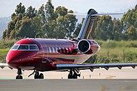 G-LCDH - CL60 - London Executive Aviation