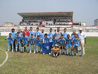 Canto do Rio Foot-Ball Club - Team photo from the 2007 season