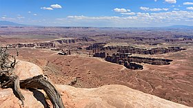 Image illustrative de l'article Parc national de Canyonlands