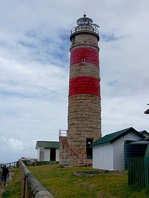 Moreton Island - Cape Moreton Light, Queensland's oldest lighthouse