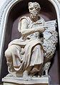 Cappella della compagnia di s. luca, int, statue, giovanni vincenzo casali e valerio cioli, san giov. evangelista, 04.JPG