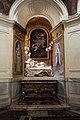Cappella palluzzi-albertoni di giacomo mola (1622-25), con beata ludovica alberoni di bernini (1671-75) e pala del baciccio (s. anna e la vergine) 01.jpg
