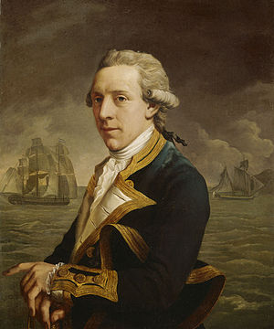 Action of 25 February 1781 - Captain Robert Mann