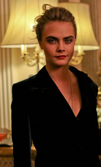 Cara Delevingne - Delevingne in September 2014