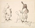 Caricatures of Lord Melcombe and Lord Winchelsea MET DP825655.jpg