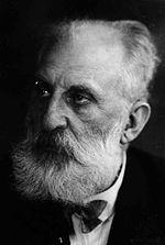 Le linguiste africaniste allemand Carl Meinhof
