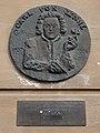 Carl Von Linne Plaque - Slussplan 9, Gamla Stan, 111 30 Stockholm, Sweden.jpg