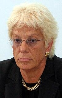 Carla Del Ponte International jurist