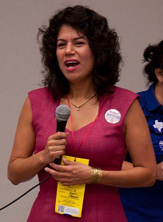 Carol Alvarado - Alvarado in 2012