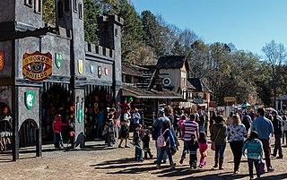 Carolina Renaissance Festival festival held annually in North Carolina, USA