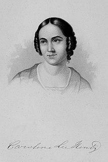Caroline Lee Hentz American author and educator