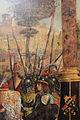 Carpaccio, storie di s.orsola 08, Martirio dei pellegrini e funerali di sant'Orsola, 1493, 14.JPG