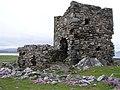 Carrickabraghy Castle, Doagh Island - geograph.org.uk - 1333326.jpg