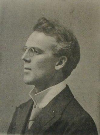Carstairs Cumming Douglas - Carstairs Cumming Douglas c.1900