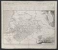 Carte Itineraire par le Pays de l'Electorat De Saxe faisant voir les Grands Chemins depuis Lipsic jusqu'aux Villes les plus principales des Pays Circonvoisins.jpg