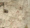 Carte de la Mer Méditerranée, de la Mer Noire, de la Mer Rouge et de l'Océan Atlantique nord-est. 1565 (Georgia).jpg