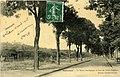 Carte postale - 1 - SURESNES - la route stratégique et le Fort du Mont-Valérien - Recto.jpg