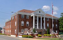 Carter Comitatus: comitatus tribunal in Elisabethton
