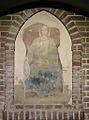 Casalmaggiore - Santuario della Fontana - Antico affresco della Madonna.JPG